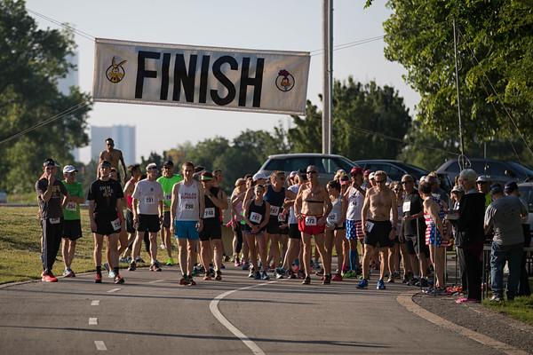 Aduddell Race Tulsa Runner